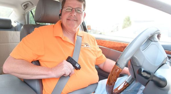 Seat Belt Cutter Allows People to Free Themselves
