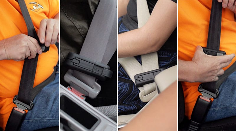The Cut N Go Seat Belt Cutter: 4 Exclusive Features